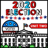 Election 2016 - Hillary Clinton and Donald Trump - Unit 2 - Special Education