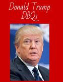 2016 President Donald Trump DBQ Essay Worksheets Politics