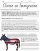 Election 2016 Presidential Hillary Clinton DBQ Essay Works