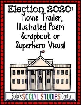 Donald Trump: Movie Trailer, Speech, Poem, or Scrapbook