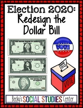 Redesign the Dollar to Represent Donald Trump
