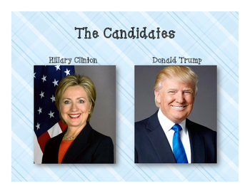 Election 2016 - The Candidates