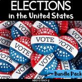 Election Activities {BUNDLE}