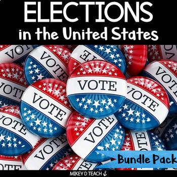 Election 2016 Unit {BUNDLE}