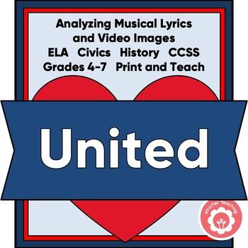 COUNTRY UNITY Lyrics and Video