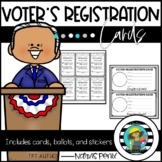 Election 2016;Voter's Registration Cards, Presidential Bal
