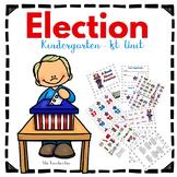 Election - Kindergarten Unit