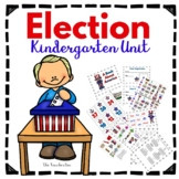 Kindergarten-1st-2nd Grade- Election Unit