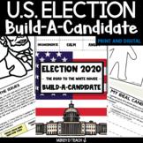 US Presidential Election Activities   PRINT + DIGITAL   Di