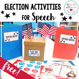 Election Activities {Free!}