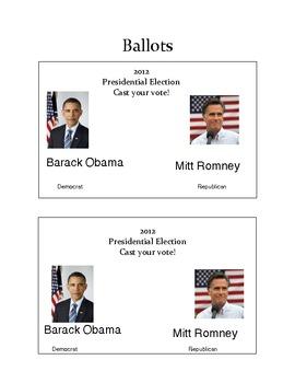 Election Ballots and Tally Graph