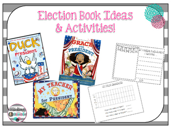 Election Book Ideas and Activities