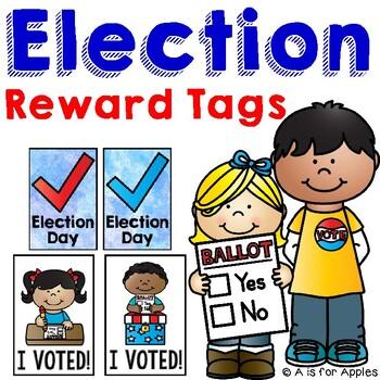 Election Brag Tags