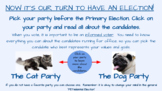 Election- Cat vs Dog Voting
