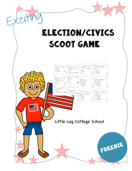 Election/Civics Scoot