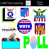 US Election Clip Art