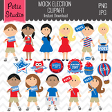 Election Clipart and Student Council Clipart - EV121