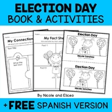 Mini Book and Activities - Election Day