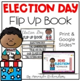 Election Day 2020 Flip Up Book Activity for Presidential Election 2020