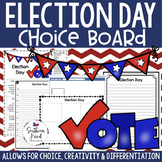 Election Day Choice Board