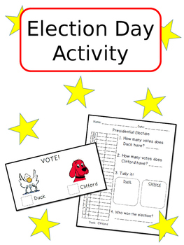 Election Day Activity