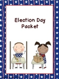 Election Day Activities Packet