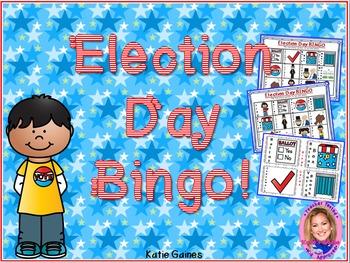 Election Day BINGO!