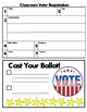 Election Day (Ballot/Word Search/Writing Prompts)