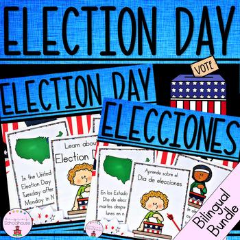 Election Day Bilingual Bundle