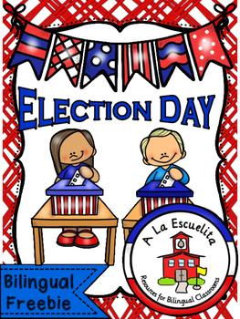 Election Day Bilingual Freebie