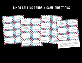 Elections Bingo