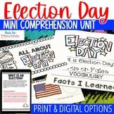 Election Day | Print & Digital Activities