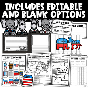 Election Day Activities   Election Day 2018   Voting and Elections
