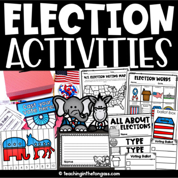 Election Day Activities | Voting and Election Activities
