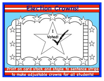 Election Day Crowns