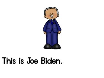 Election Day Emergent Reader!