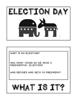 Election Day FLIPBOOK