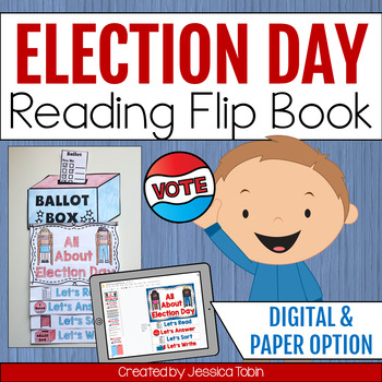 Election Day Flip Book