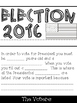 Election Day Foldables {{FREEBIE}}