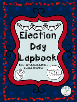 Election Day Lapbook