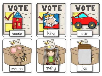Election Day Literacy Activities