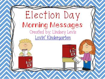 Election Day - Morning Messages