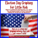 Election Day Graphing for Little Kids