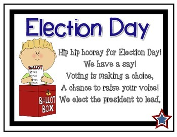 Election Day Poem-Voting