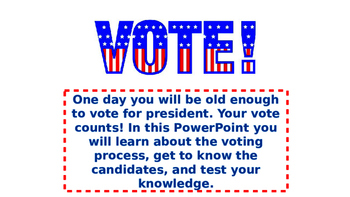 Election Day Power Point