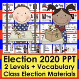 Election Day PowerPoint Presentation - 2 Levels