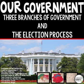 Three Branches of Government and Election Process:  Our Go
