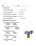 Election Day Quiz