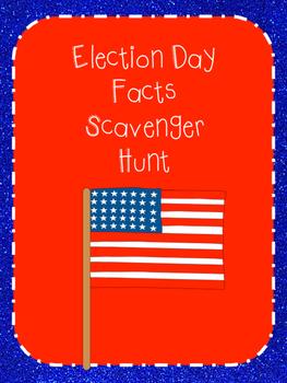 Election Day Scavenger Hunt