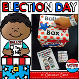 Election Day & Voting Mini Unit